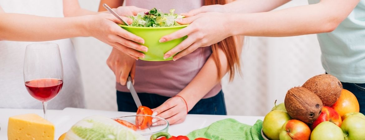 How to Change a Habit for Healthy Eating